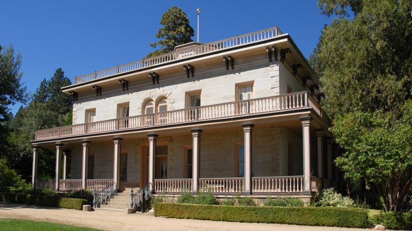 Nevada mansion
