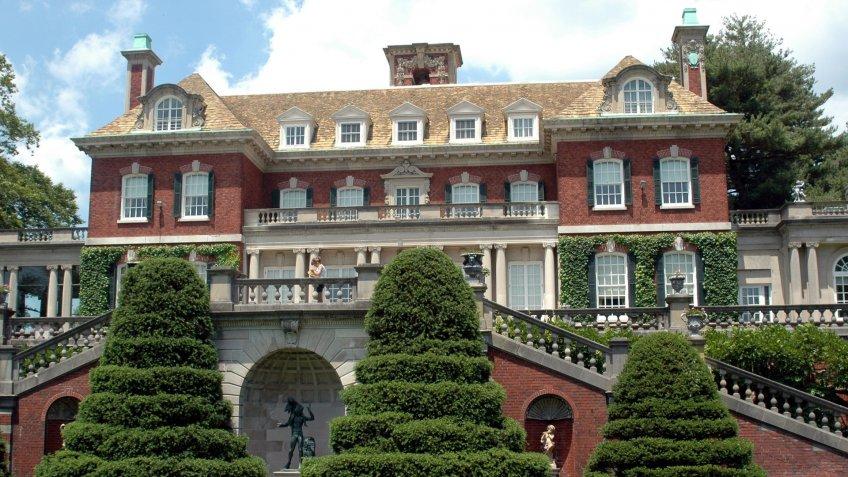 New York mansion
