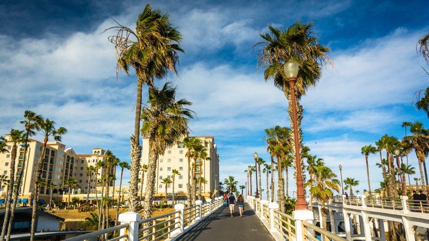Oceanside California best weather
