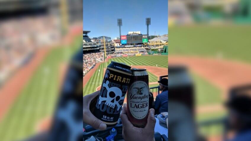 PNC Park Pittsburgh Pirates baseball stadium