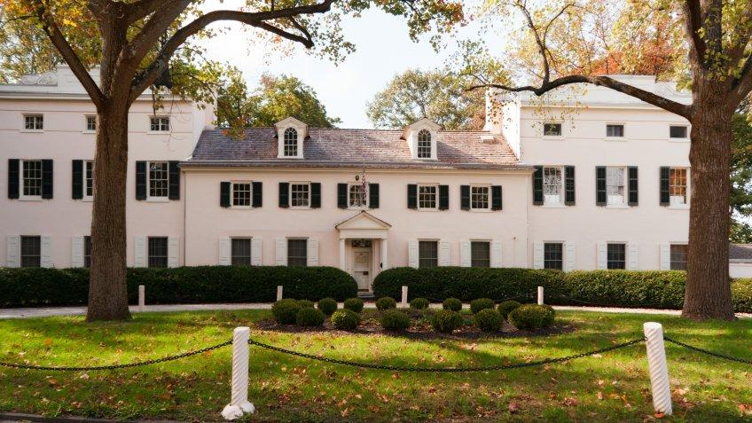 Strawberry Mansion - Philadelphia, Pennsylvania mansion