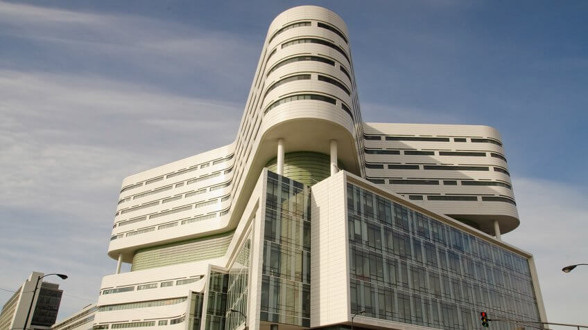 Rush University Medical Center in Chicago Illinois