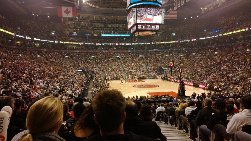 Scotiabank Arena Toronto Raptors