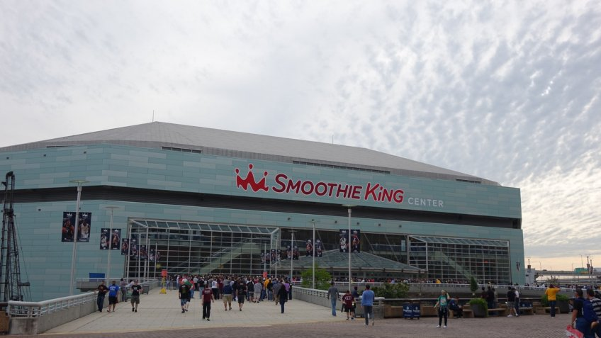 Smoothie King Center New Orleans Pelicans