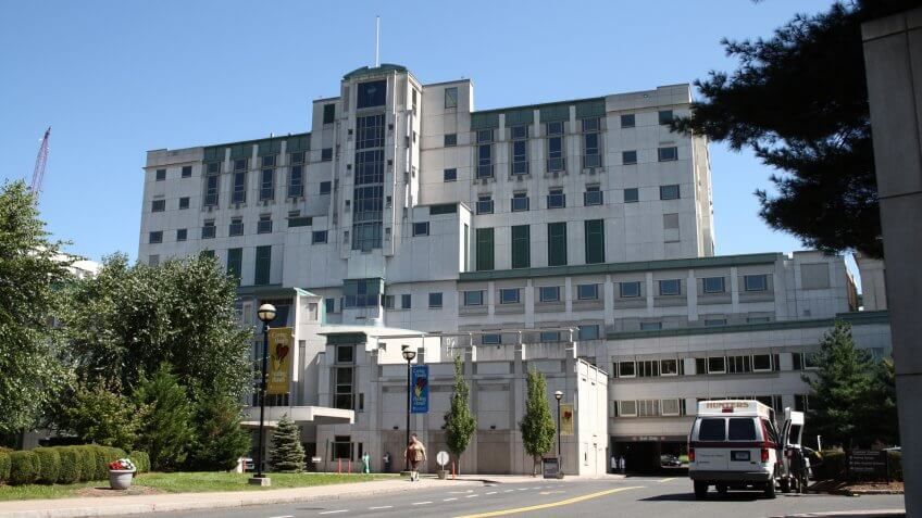St. Francis Hospital and Medical Center in Hartford Connecticut