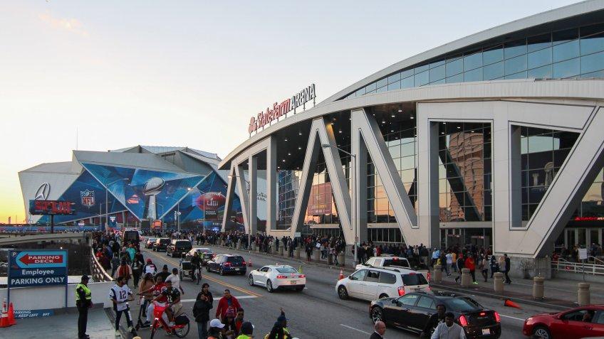 StateFarm Arena Atlanta Hawks