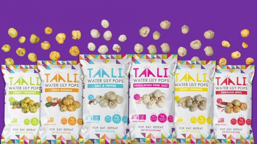 Taali plant based snack