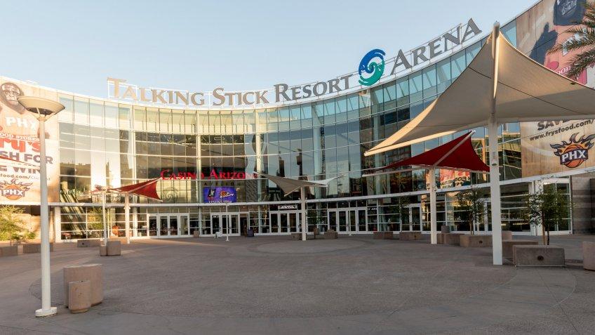 Talking Stick Resort Arena Phoenix Suns