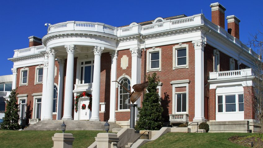 Tennessee mansion