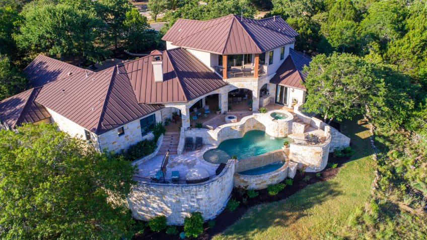 Texas mansion
