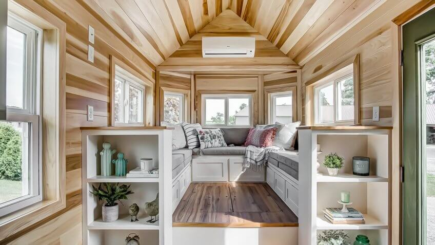 The Clover tiny home by Modern Tiny Living