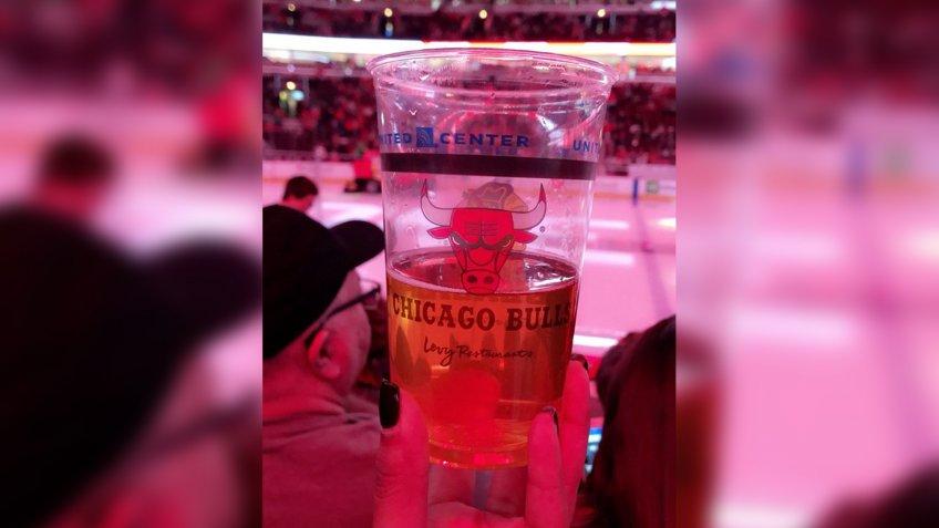 United Center Chicago Bulls stadium food
