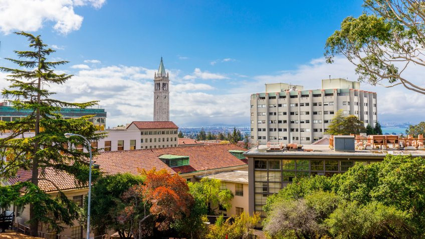 University of California at Berkeley, California.