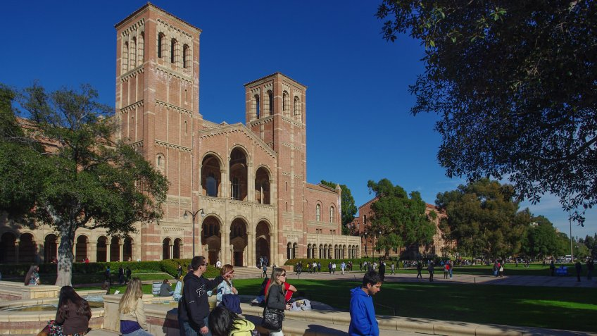 University of California Los Angeles Royce Hall