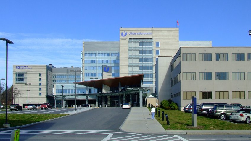 UMass Memorial Medical Center in Worcester Massachusetts