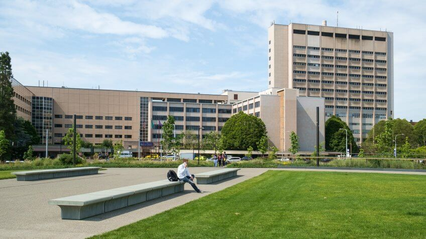 University of Washington Medical Center in Seattle Washington