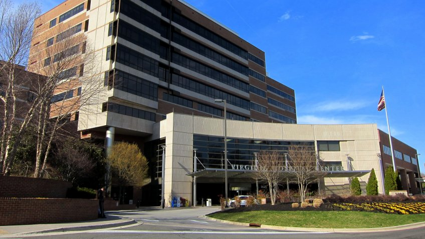Virginia Hospital Center in Arlington Virginia