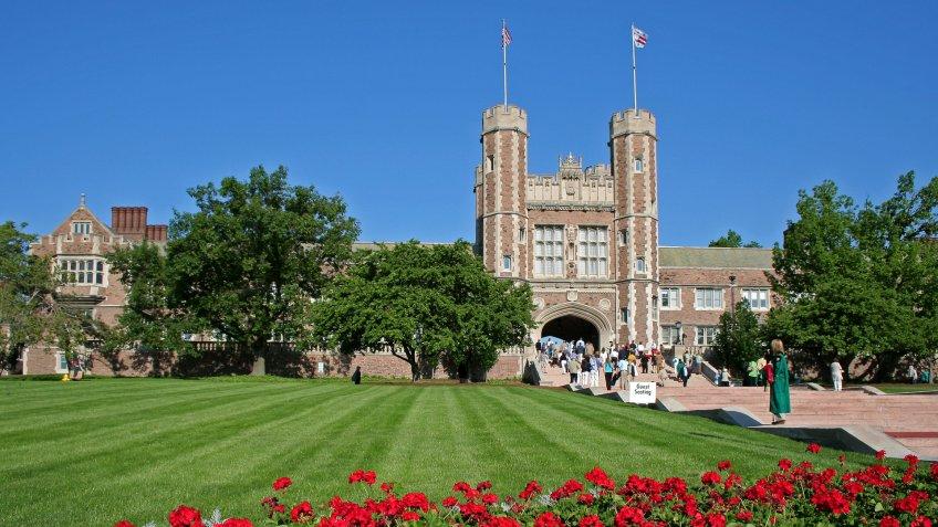 Washington University in St Louis Missouri