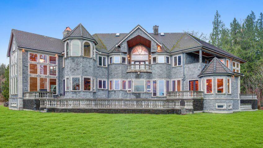 Washington mansion