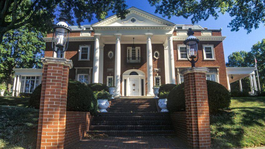 West Virginia mansion