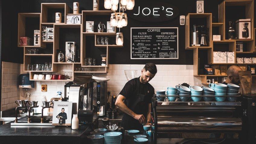 coffee prices in Dublin Ireland