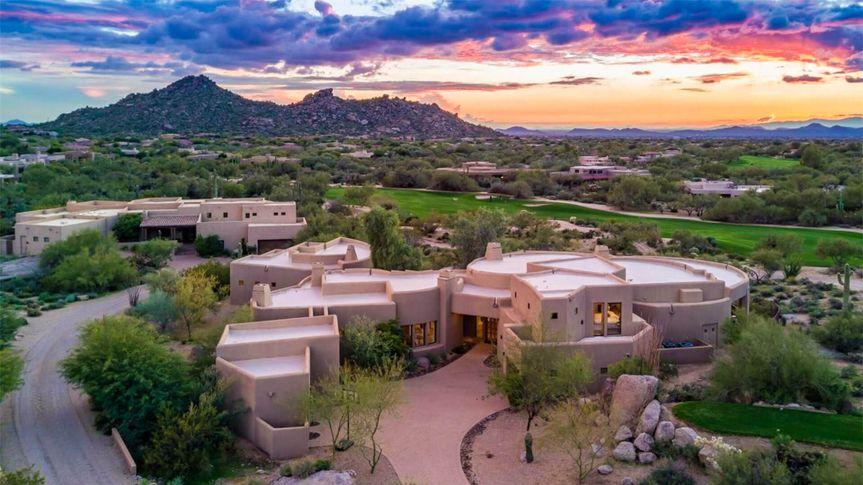 An Entertainer's Dream in Scottsdale, Arizona