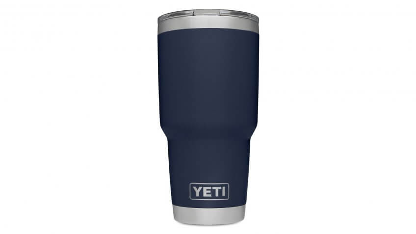 YETI Rambler 30-Ounce Stainless Steel Vacuum-Insulated Tumbler