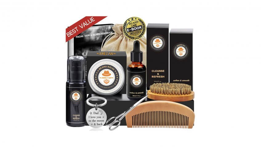 9-in-1 Perfect Luxury Premium Beard Care Set