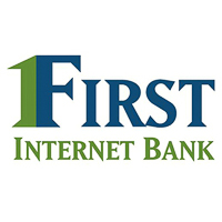 First Internet Bank logo 2019