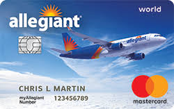 Bank of America Allegiant World Mastercard Credit Card