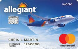 Bank of America Allegiant World Mastercard Credit Card