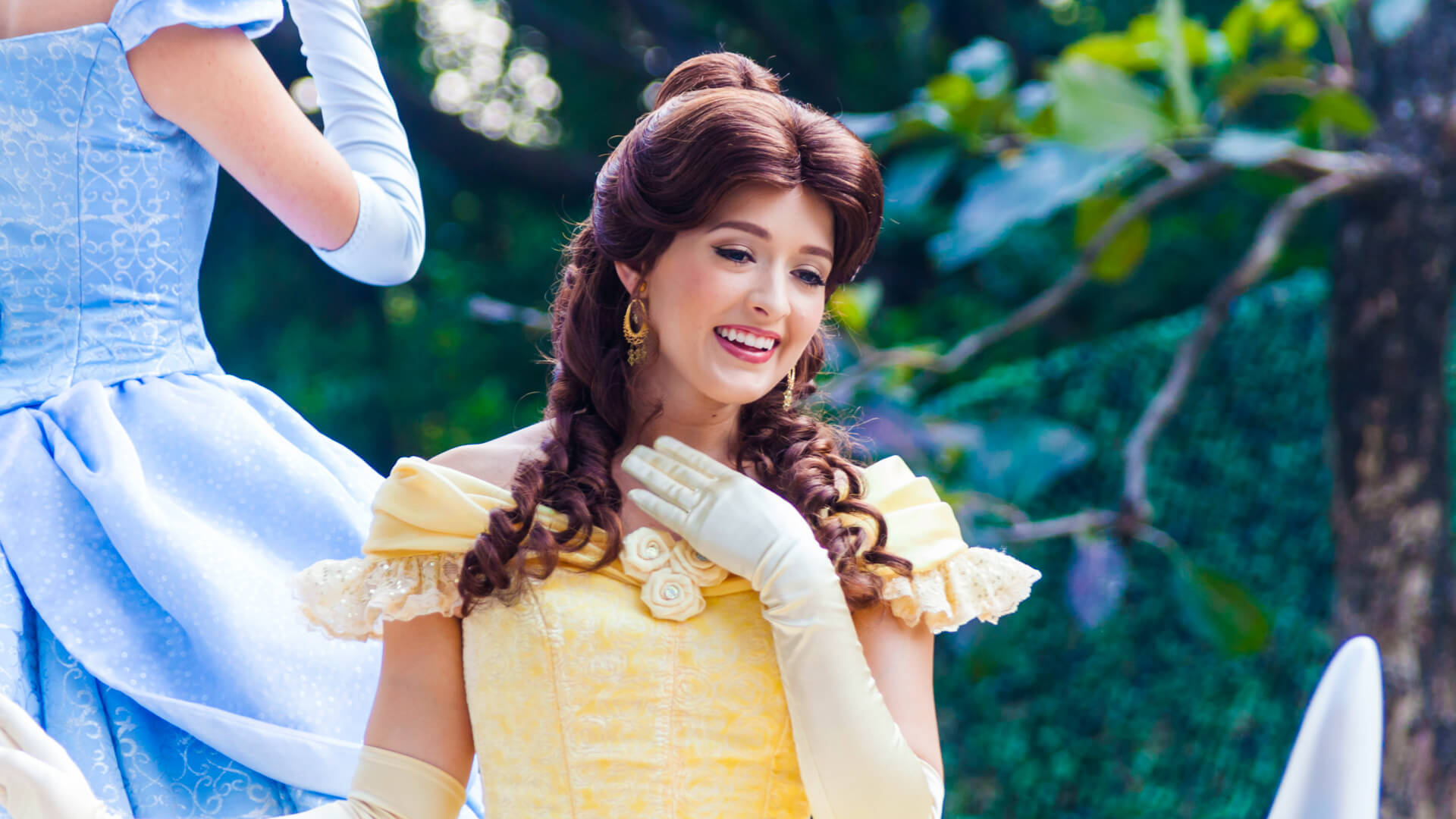 Here Are The Salaries Of Disney Princesses Mascots And More