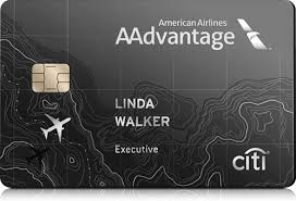 Citi AAvantage Executive World Elite Mastercard