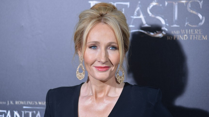 J.K. Rowling 'Fantastic Beasts and Where To Find Them' film premiere
