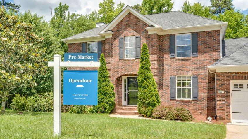 Opendoor real estate
