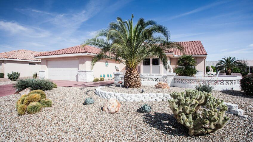 Homes in Arizona.