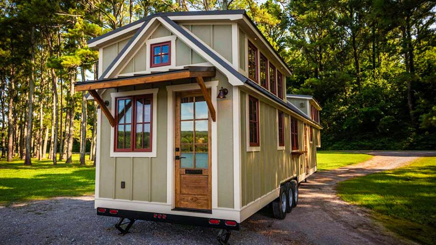 Custom Timbercraft Tiny Homes