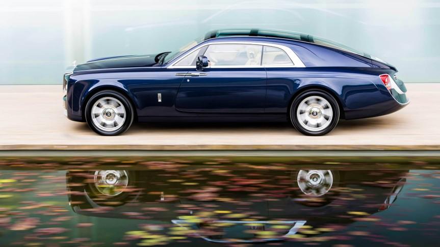 Rolls-Royce TorpedoPhoto: James Lipman / jameslipman.