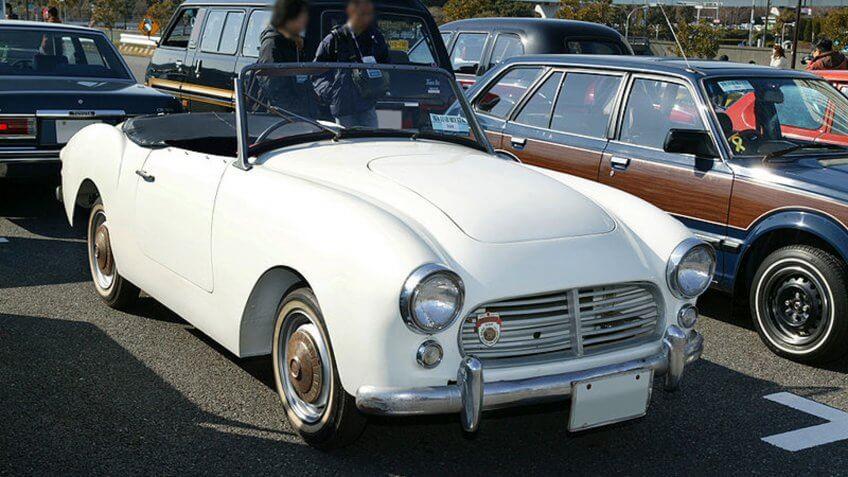 1959 Datsun Sports