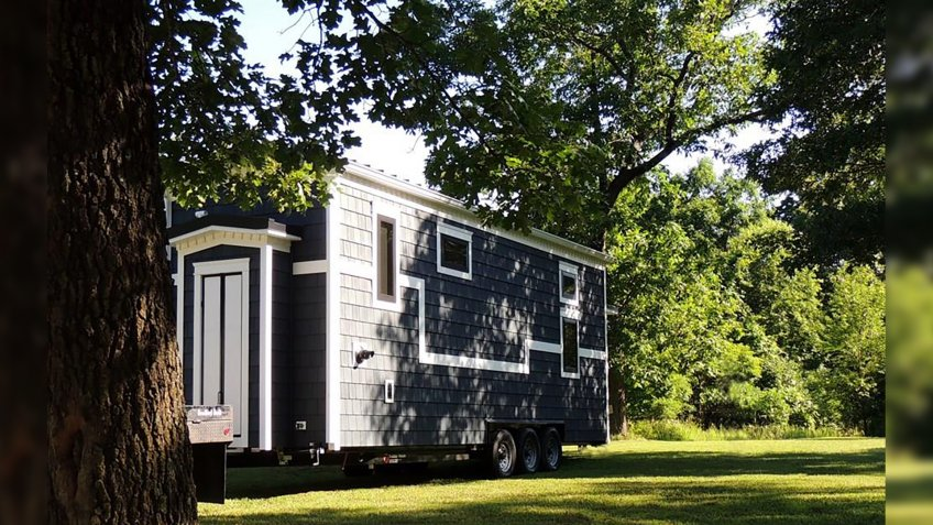 Handcrafted Tiny Home in Huntington, Indiana