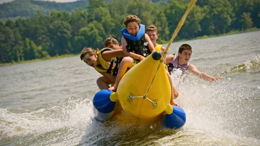 Tyler Place Family Resort water sport