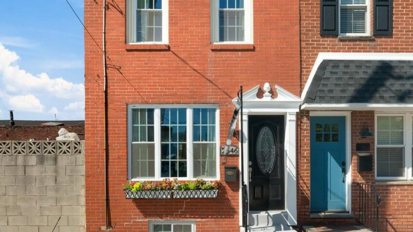 Fishtown Renovation With a Great Location in Philadelphia