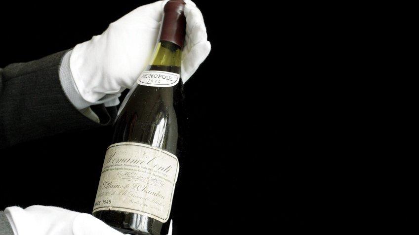 1945 Romanée Conti Wine