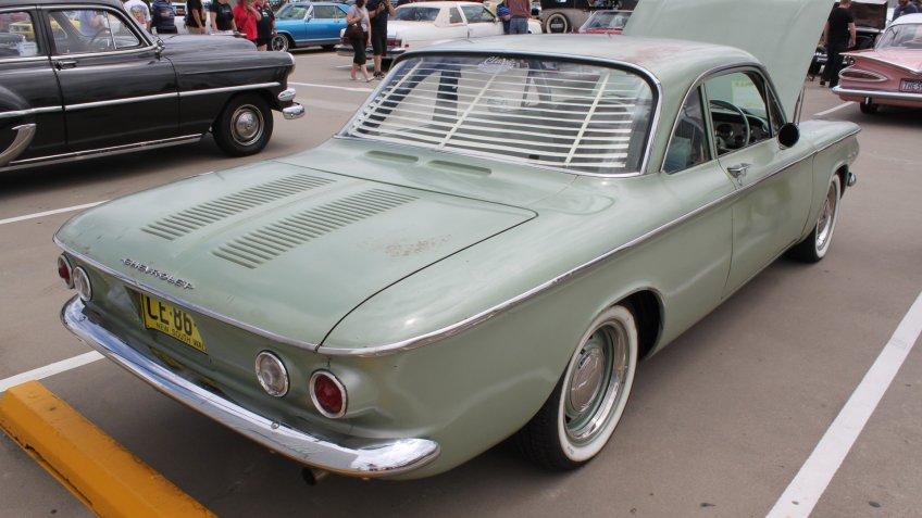 1960 Chevrolet Corvair vintage car
