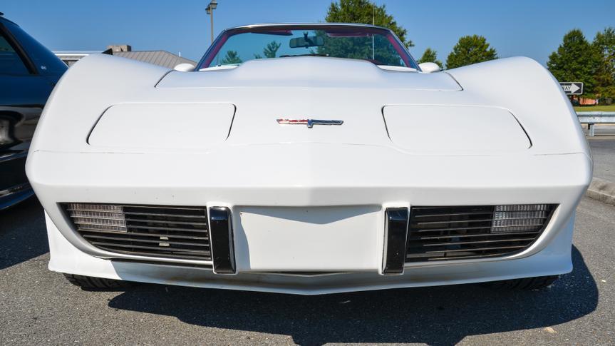 1979 Chevrolet Corvette vintage car