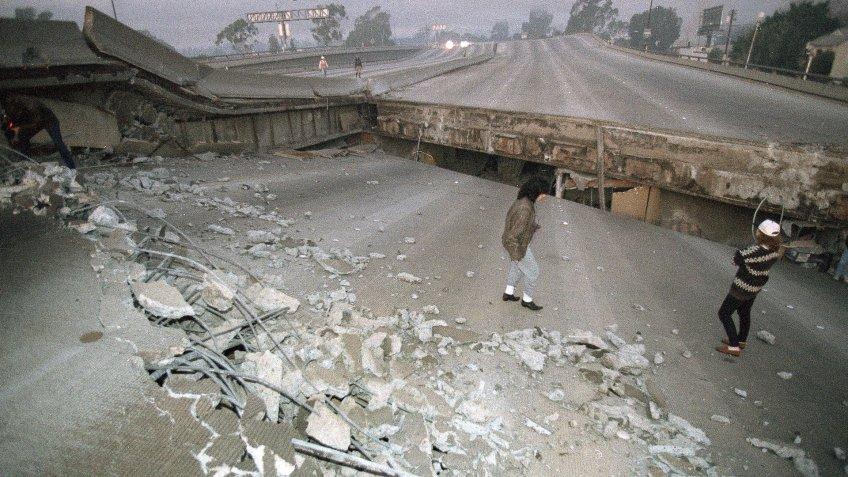 1994 Northridge Earthquake California