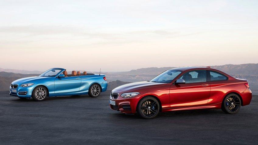 2018 BMW 230i Coupe luxury car