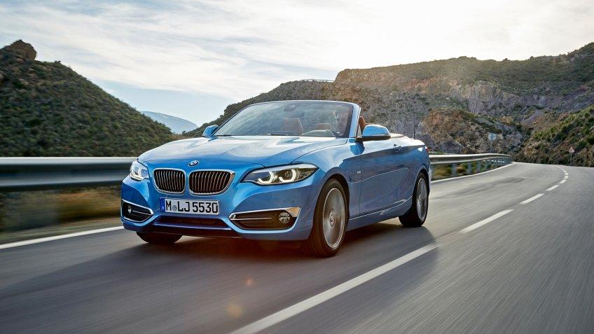2018 BMW 230i xDrive Convertible luxury car