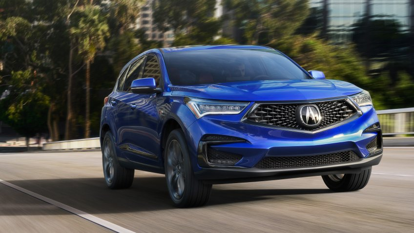 The third generation RDX is the quickest, best-handling RDX ever, with top- class cabin and cargo space, and a host of groundbreaking new Acura technologies.