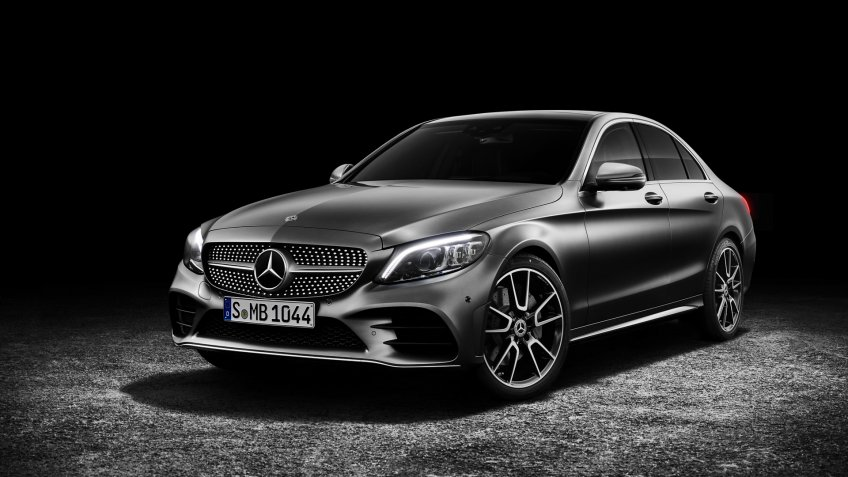 2019 Mercedes-Benz C300 Sedan (Euro spec).